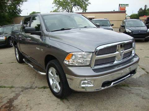 2009 Dodge Ram Pickup 1500 for sale in Pontiac, MI