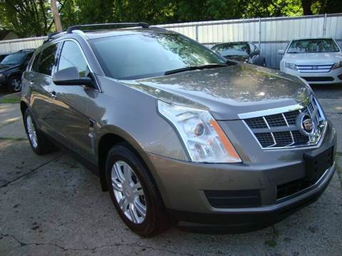 used 2011 cadillac srx for sale in michigan. Black Bedroom Furniture Sets. Home Design Ideas