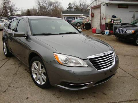 Chrysler For Sale Pontiac Mi Carsforsale Com