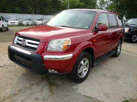 2006 Honda Pilot for sale in Pontiac, MI