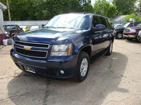 2008 chevrolet suburban for sale in michigan. Black Bedroom Furniture Sets. Home Design Ideas