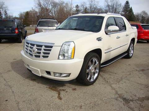 used cadillac escalade ext for sale. Black Bedroom Furniture Sets. Home Design Ideas