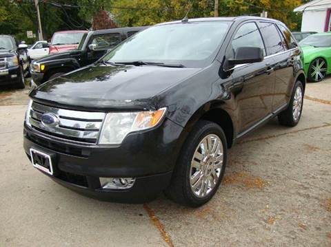 used ford edge for sale in pontiac mi. Black Bedroom Furniture Sets. Home Design Ideas