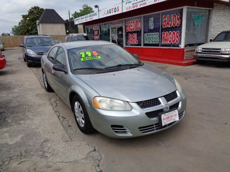 2005 dodge stratus sxt 4dr sedan in houston tx chimney. Black Bedroom Furniture Sets. Home Design Ideas