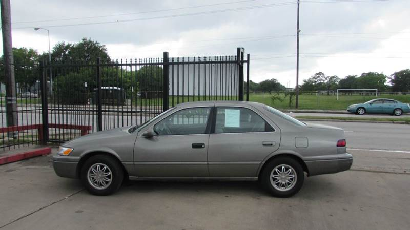 1999 Toyota Camry LE 4dr Sedan In Houston TX Chimney