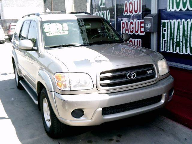 Used 2001 Toyota Sequoia SR5 2WD 4dr in Houston TX at ...