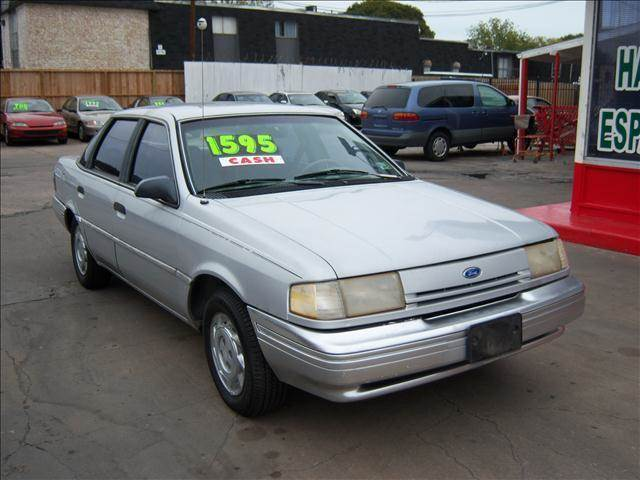 1993 ford tempo gl 4dr sedan in houston tx chimney rock. Black Bedroom Furniture Sets. Home Design Ideas