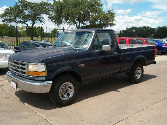 1993 ford f 150 xl reg cab short bed 2wd in houston tx chimney rock auto brokers. Black Bedroom Furniture Sets. Home Design Ideas