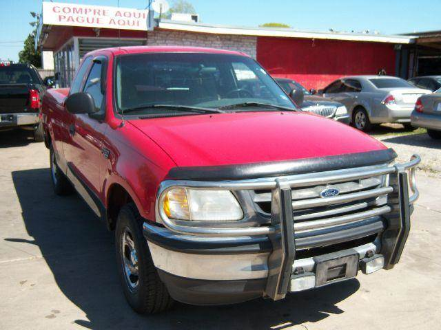 1998 Ford F 150 Xl Supercab Long Bed 2wd In Houston Tx Chimney