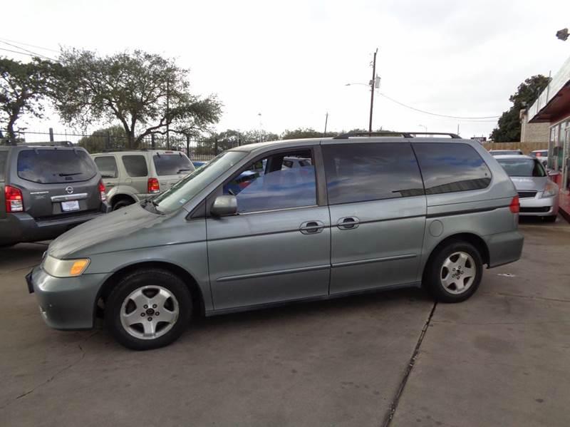 e7e2129dd3 2000 Honda Odyssey 4dr EX Mini-Van In Houston TX - Chimney Rock Auto ...