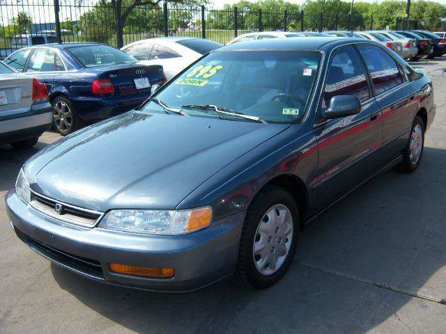 1997 Honda Accord LX 4dr Sedan   Houston TX