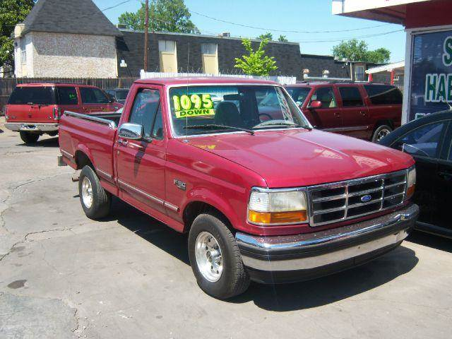 1995 Ford f150 short bed