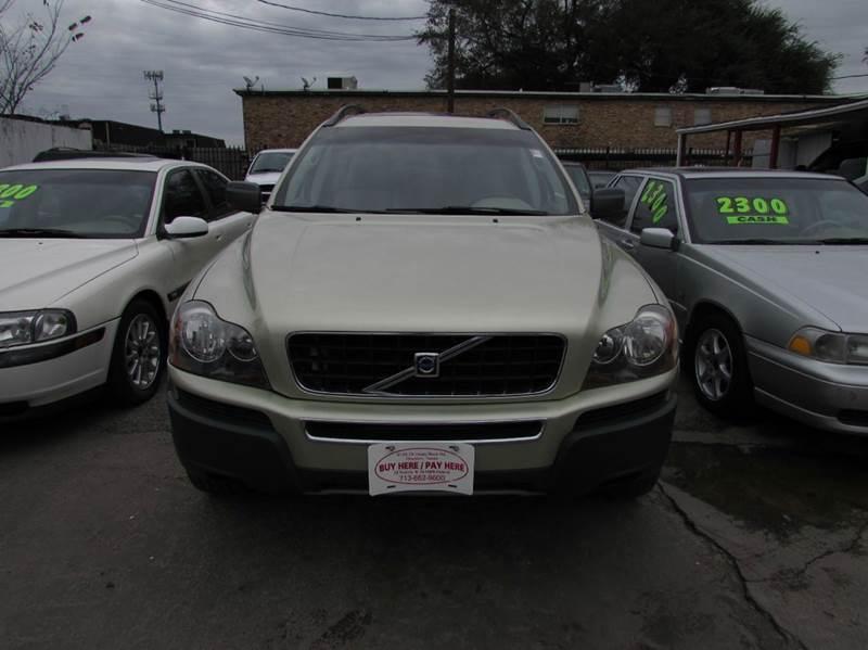 2006 Volvo Xc90 2.5T 4dr SUV w/third row In Houston TX - Chimney Rock Auto Brokers