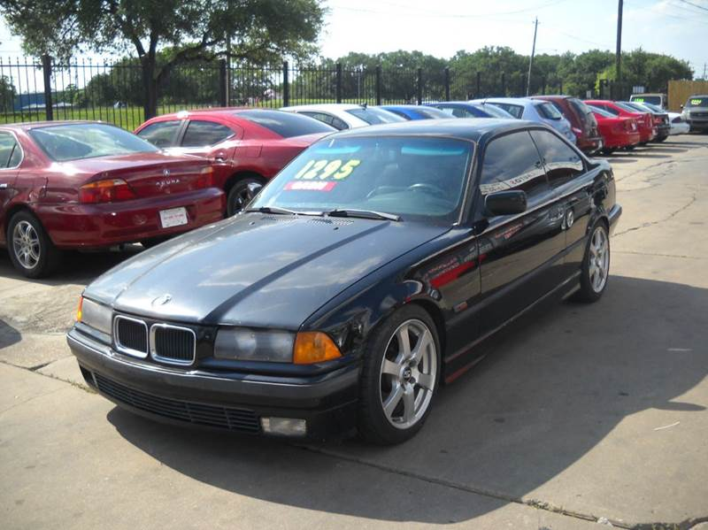 1996 Bmw 3 Series 328is 2dr Coupe In Houston TX - Chimney Rock Auto ...