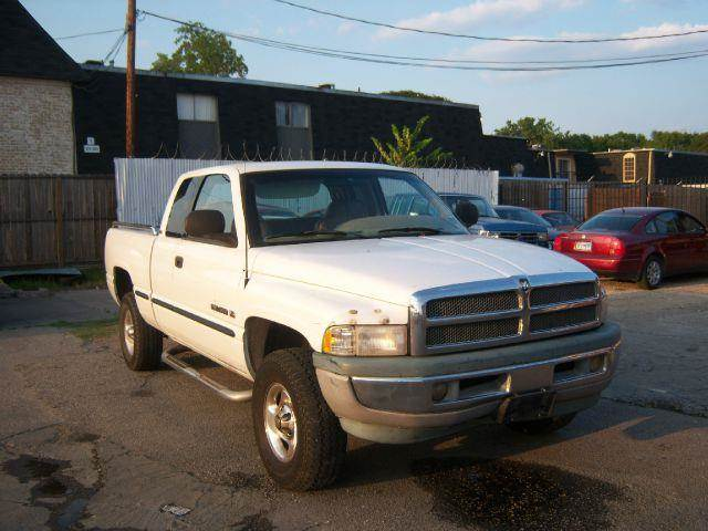 1998 Dodge Ram Pickup 1500 Quad Cab 65 Ft Bed 4wd In Houston Tx