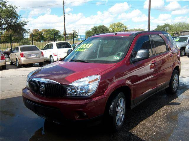 2003 Buick Rendezvous Cx In Houston Tx: 2006 Buick Rendezvous CX 4dr SUV In Houston TX