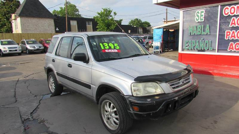2000 honda cr v lx 4dr suv in houston tx chimney rock auto brokers. Black Bedroom Furniture Sets. Home Design Ideas