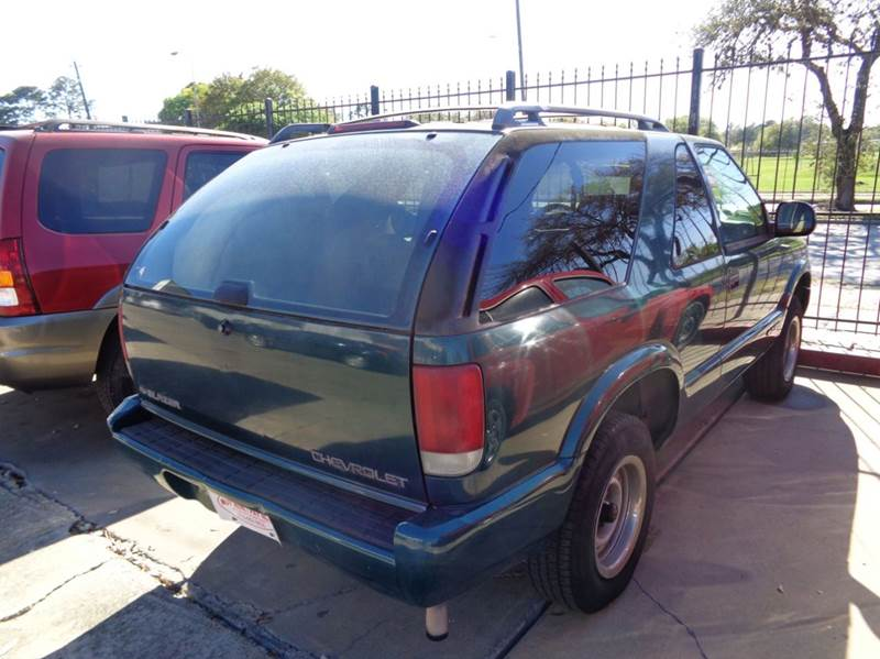 1996 Chevrolet Blazer Ls 2dr Suv In Houston Tx Chimney Rock Auto