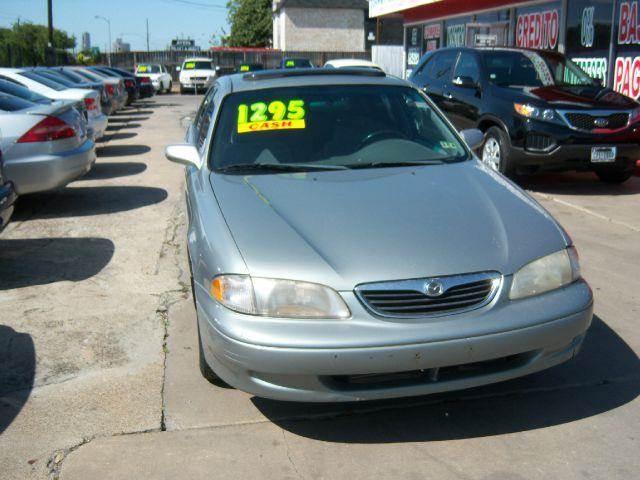 1999 Mazda 626 LX V6 4dr Sedan   Houston TX