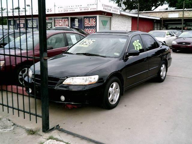 1998 Honda Accord Ex V6 4dr Sedan In Houston Tx Chimney Rock Auto