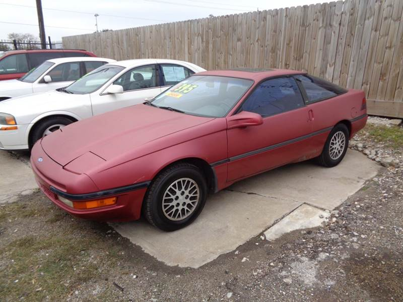 1990 Ford Probe For Sale In Houston TX