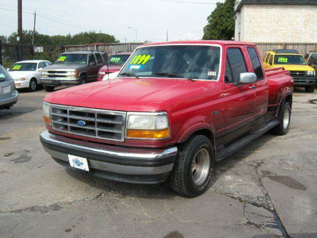 1993 ford f 150 xl supercab 2wd in houston tx chimney rock auto brokers. Black Bedroom Furniture Sets. Home Design Ideas
