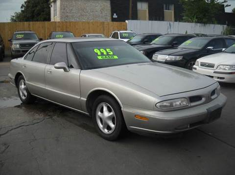 1996 Oldsmobile Eighty-Eight for sale in Houston, TX
