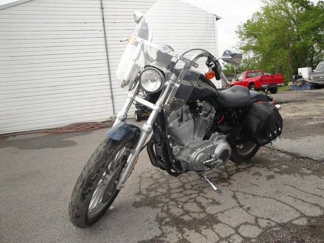 2003 Harley Davidson 883 Sportster Used Cars For Sale
