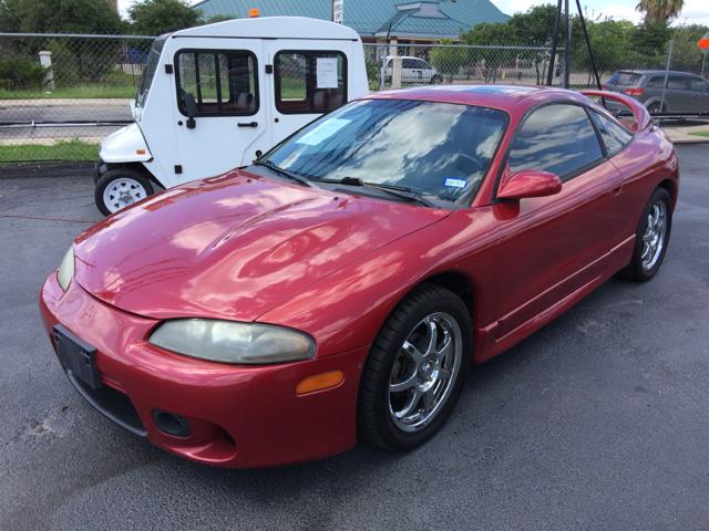 1999 Mitsubishi Eclipse GS 2dr Hatchback - San Antonio TX