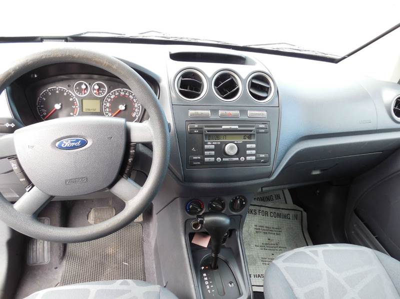 2011 Ford Transit Connect XLT 4dr Cargo Mini-Van w/o Side and Rear Glass - San Antonio TX