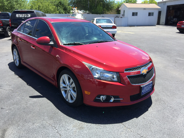 2013 Chevrolet Cruze LTZ Auto 4dr Sedan w/1SJ - San Antonio TX