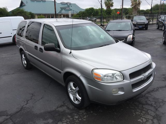 2008 Chevrolet Uplander LS 4dr Mini Van - San Antonio TX