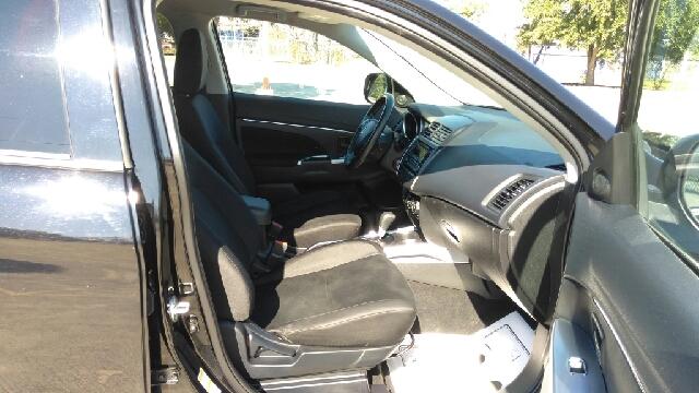 2014 Mitsubishi Outlander Sport ES 4dr Crossover CVT - San Antonio TX