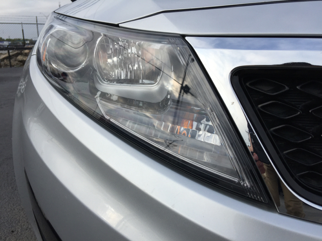 2012 Kia Optima EX 4dr Sedan 6A - San Antonio TX