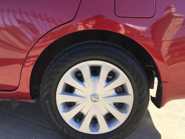 2015 Nissan Versa 1.6 S 4dr Sedan 4A - San Antonio TX