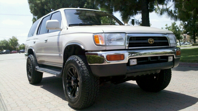 Used 1997 Toyota 4runner For Sale