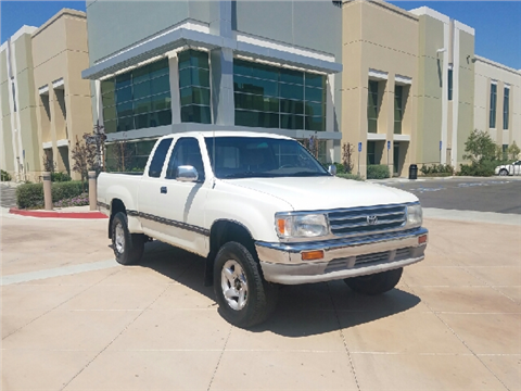 Toyota t100 for sale mississippi for Small car motors carson city nv