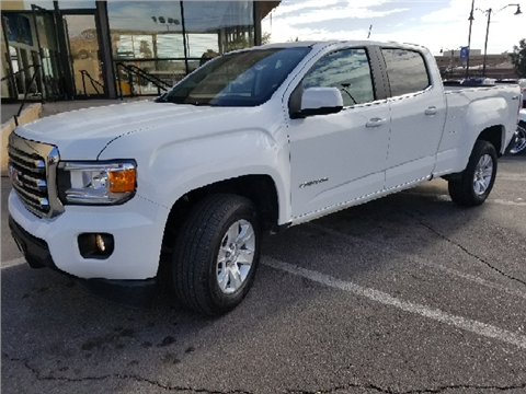 2016 GMC Canyon for sale in St George, UT