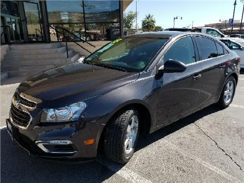 2015 Chevrolet Cruze for sale in St George, UT