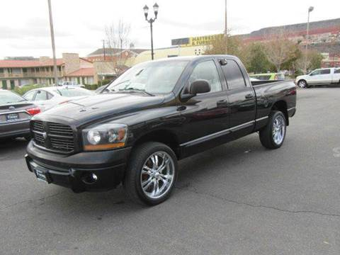 Dodge ram pickup 1500 for sale utah for West motor company logan utah