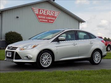 2012 Ford Focus for sale in Keokuk, IA