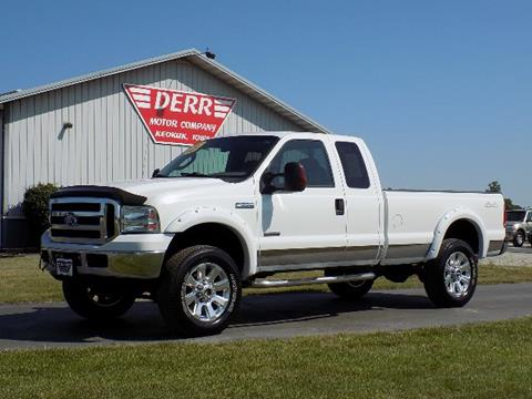 2005 Ford F-250 Super Duty for sale in Keokuk, IA