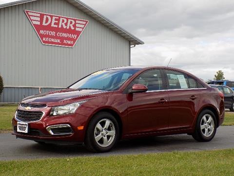 2015 Chevrolet Cruze for sale in Keokuk, IA