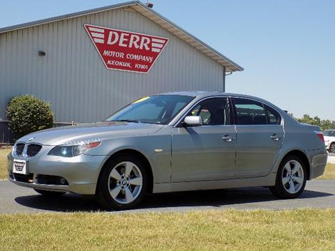2007 BMW 5 Series For Sale  Carsforsalecom