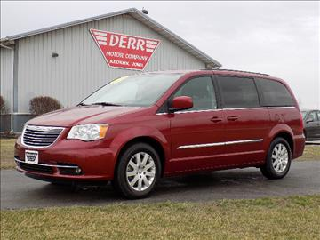 2014 chrysler town and country for sale iowa. Black Bedroom Furniture Sets. Home Design Ideas