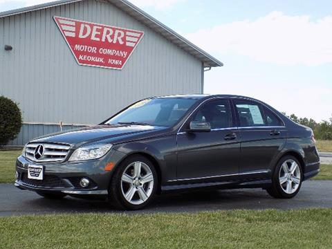2010 Mercedes-Benz C-Class for sale in Keokuk, IA