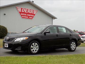 2011 Toyota Camry for sale in Keokuk, IA