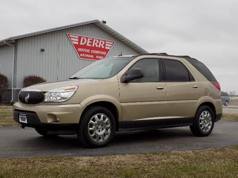 2006 buick rendezvous for sale in iowa. Black Bedroom Furniture Sets. Home Design Ideas