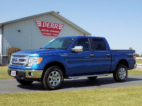 2013 Ford F-150 for sale in Keokuk, IA