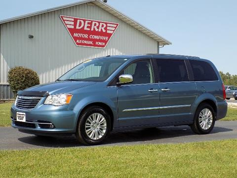 2011 Chrysler Town and Country for sale in Keokuk, IA